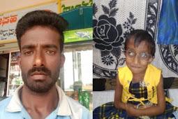 Man killed child | ಮೂಢನಂಬಿಕೆ ತಂದ ಆಪತ್ತು; ಅಣ್ಣನ ಮಗಳನ್ನೇ ಕೊಲೆ ಮಾಡಿ ಬಿಸಾಕಿದ!