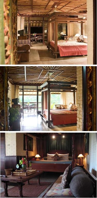 Balinese Style Interior: Natural Modern Interiors: Bali Spirit Hotel And Spa