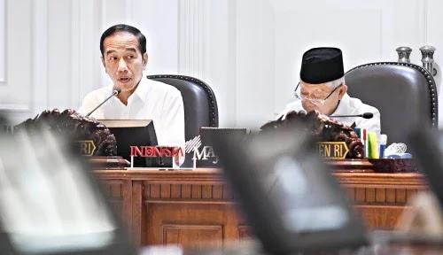 Kabinet Jokowi Panas! 2 Kementerian Saling Tuduh Buntut Kebocoran Data Vaksinasi Jokowi
