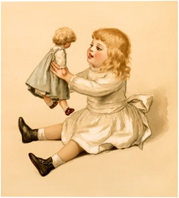 Doll Owner's Corner: Saving for a Doll