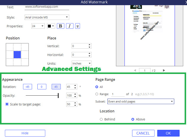 pdfelement-6-pro-watermark-advanced-settings