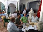 Almuerzo en casa de Sidi Ali Raisuni