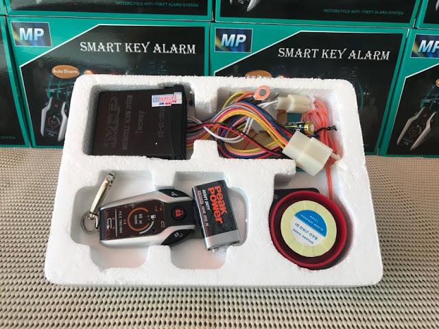 Alarm Motor Smartkeyless