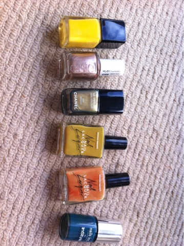 nail polish blog sale