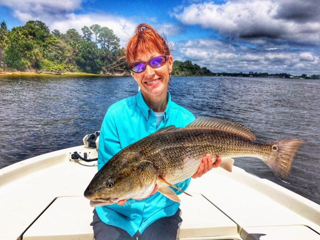 North florida fishing report may 2016 for Where can i go fishing near me