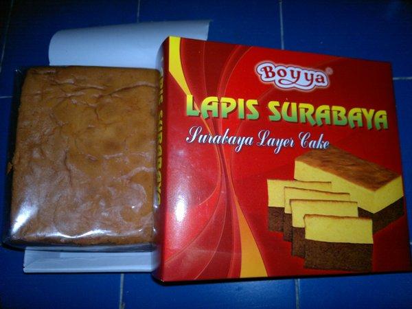 Lapis Surabaya Boyya
