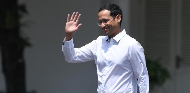 Isu Reshuffle Kembali Mencuat, Nadiem Makarim Menteri Paling Layak Diganti