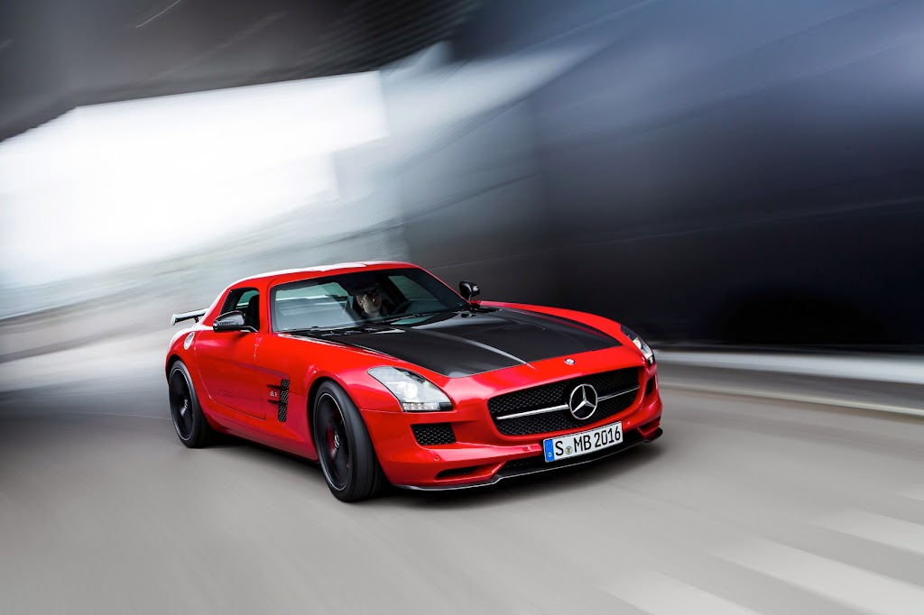2015 Mercedes Benz SLS AMG GT Final Edition 5