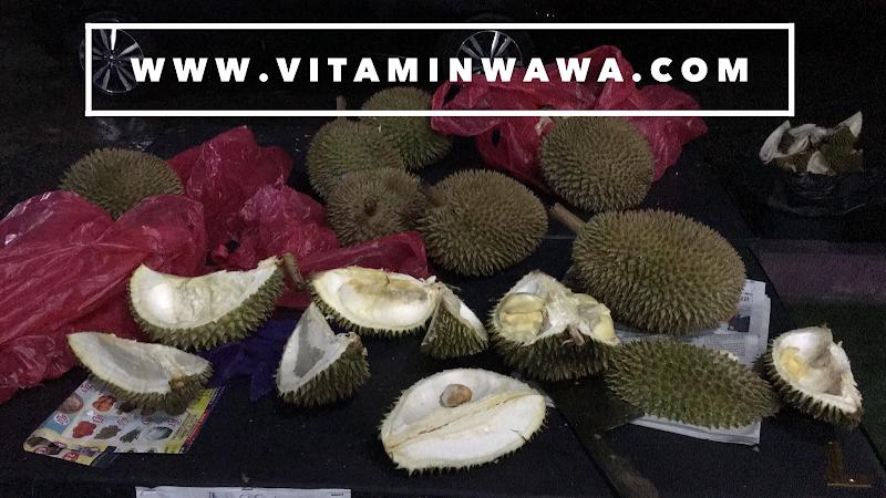 Pesta Durian Di Pungai Resort
