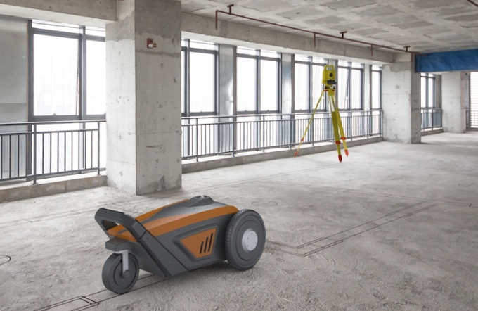 Dusty Robotics: Layout Printing Robots for Construction Industry