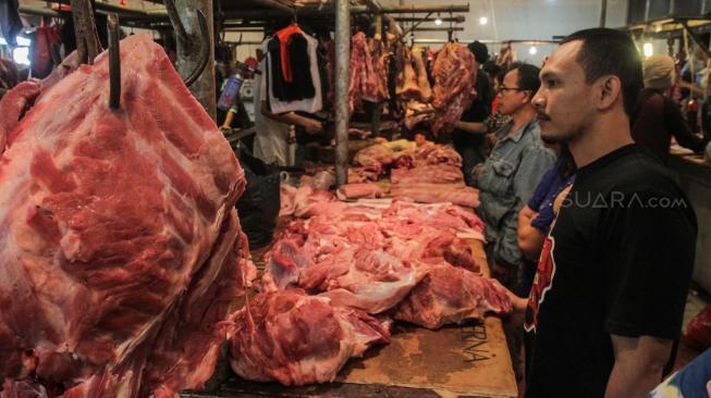 BKP Tanjungpinang Telusuri Informasi Peredaran Daging Babi di Pulau Bintan