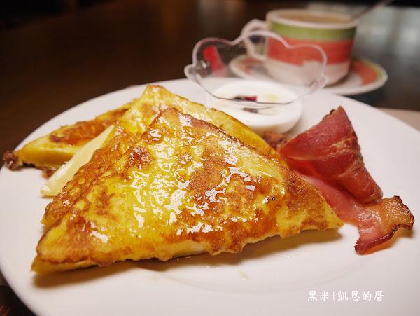 陽明山天籟渡假酒店絢彩廳早餐,天籟大地賞一泊三食@黑米+凱恩的厝