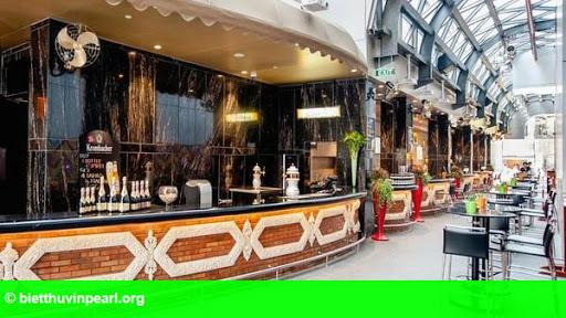 Hình 10: Ngất ngây khách sạn xa hoa bậc nhất Sài Thành gây choáng báo Mỹ
