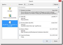 Windows Live Writer-Open