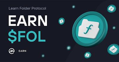 CoinMarketCap Folder Protocol Learn & Earn Quiz Answers