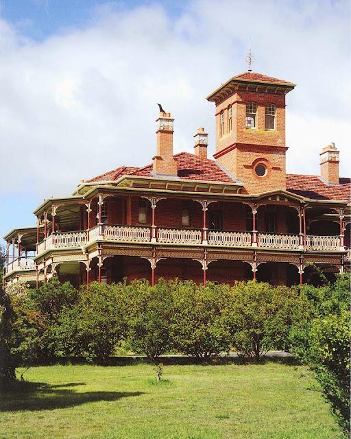Restored Wybra Hall