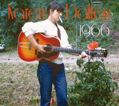 Karen Dalton ~ 1966 ~ Karen Dalton