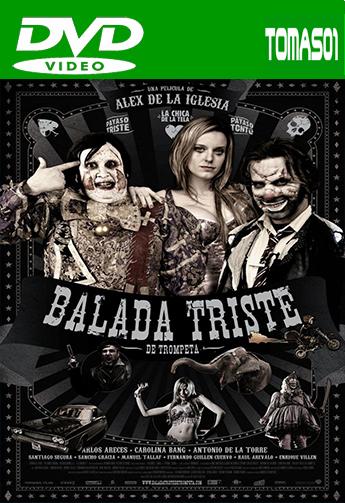 Balada triste de trompeta (2010) DVDRip