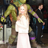 OIC - ENTSIMAGES.COM - Naomi Isted at the   Teenage Mutant Ninja Turtles Out Of The Shadows Gala Screening  Vue West End in London  29th May 2016 Photo Mobis Photos/OIC 0203 174 1069