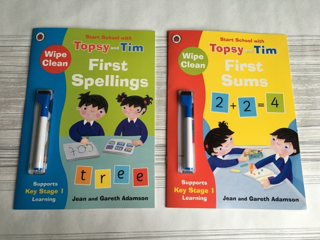 topsy and time writing book