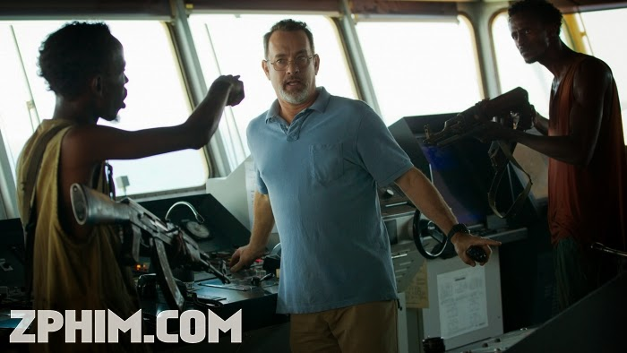 Ảnh trong phim Thuyền Trưởng Phillips - Captain Phillips 1