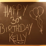 Kelly's 30th