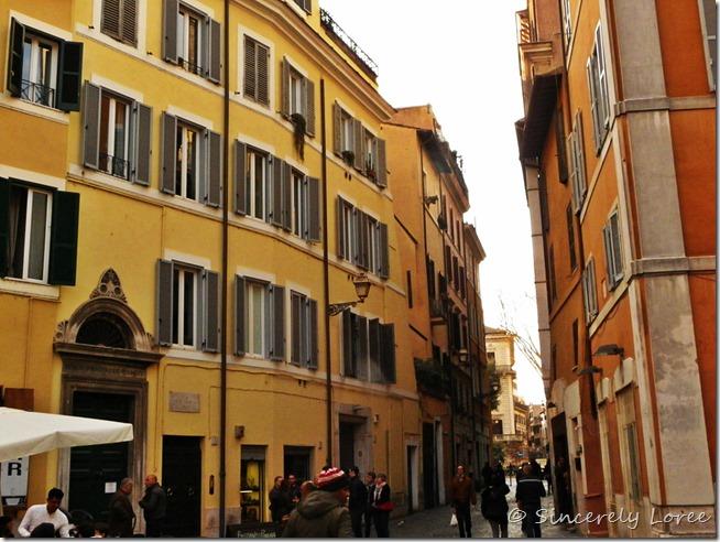 Jewish Ghetto Rome 13