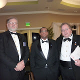 2011 Old 17th Masonic District annual dinner