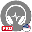 Radio USA FM Pro icon