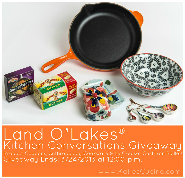 Land O'Lakes Kitchen Conversations via KatiesCucina.com #KtchnConvo