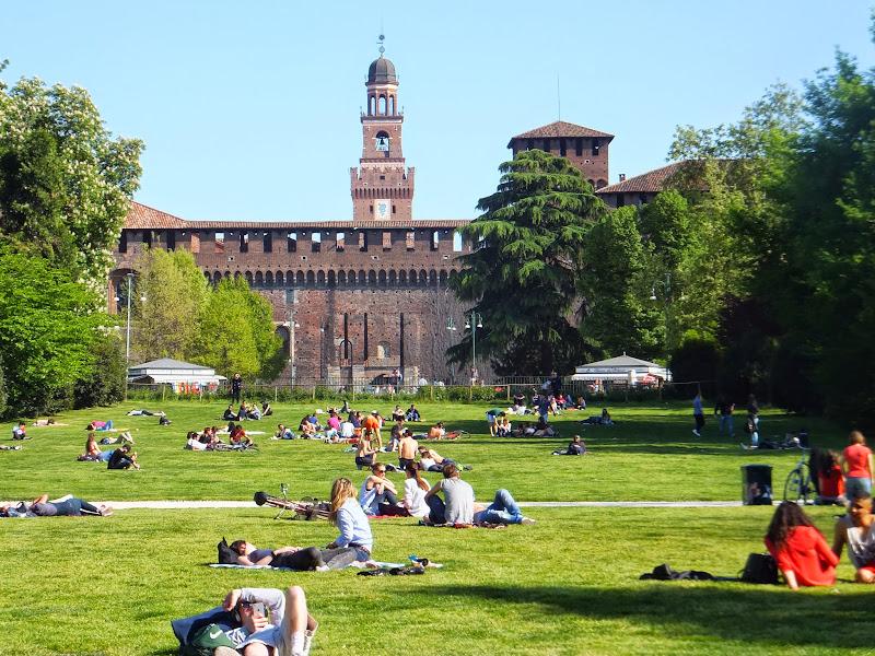 Milán, Milano, Italia, Parco Sempione, Elisa N, Blog de Viajes, Lifestyle