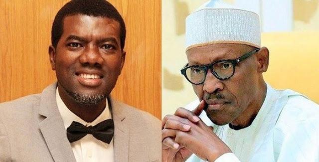 Boko Haram are being jailed in UAE, Buhari rehabilitate them in Nigeria - Reno mocks Govt