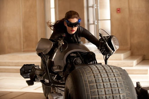 Anne Hathaway First Cat Woman