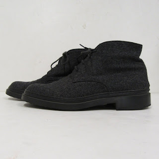 Tod's Wool Ankle Boots