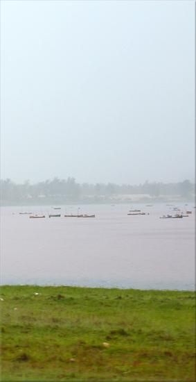 Lac Rose cerca de Dakar
