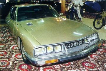 Citroën SM 1971