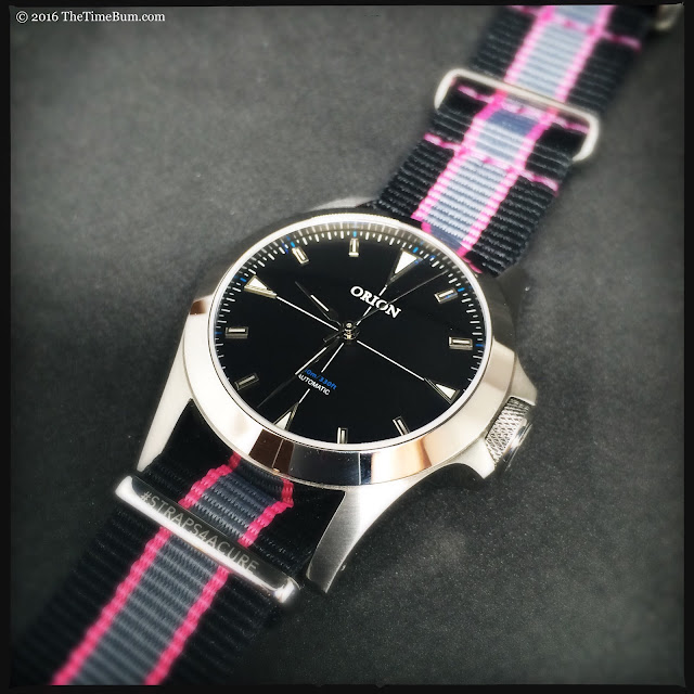 Watches By Nick Orion on #Straps4aCure NATO