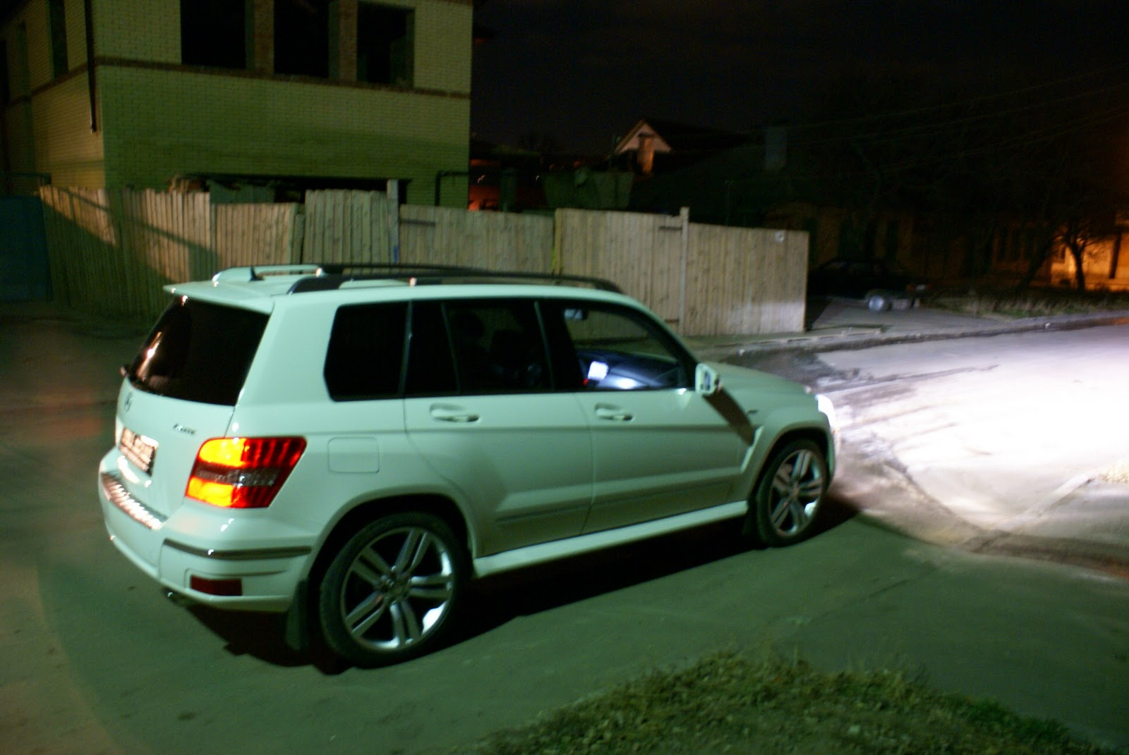 All Types glk amg : Mercedes-Benz GLK 280 4matic X204 | BENZTUNING
