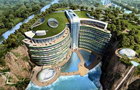 Rascasuelos en China,Hotel Songjiang