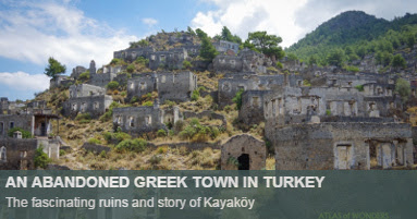 Abandoned Greek Town