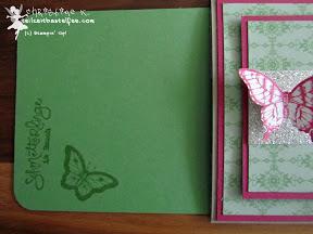 stampin up papillon potpourri frühlingsgefühle