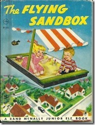 flying sandbox