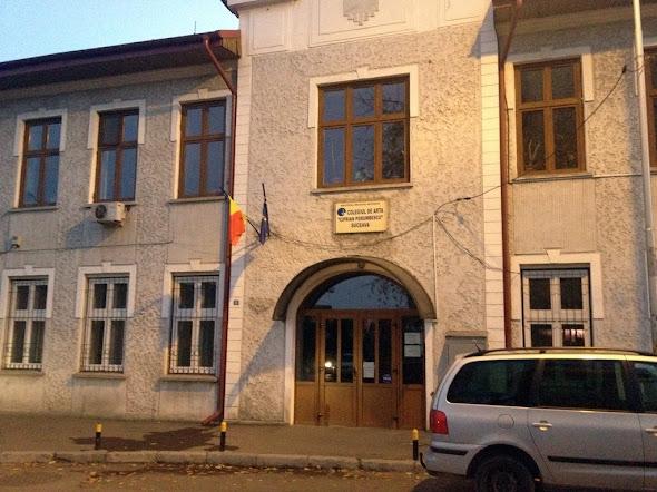 Colegiul de Artă Ciprian Porumbescu Suceava