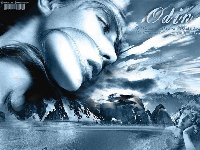 Odin, Celtic And Druids