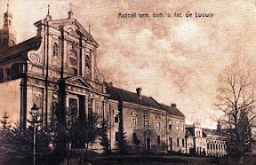 Львовский костел Сретения (кармелиток босых)