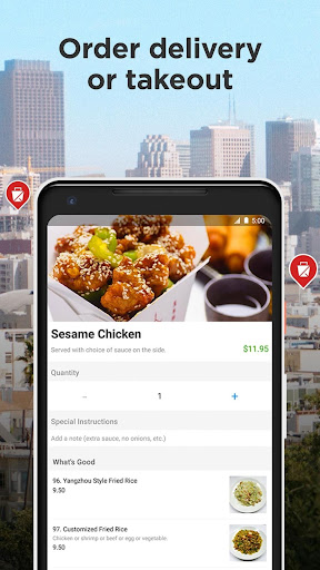 Yelp: Food, Shopping, Services Nearby screenshot