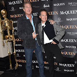 OIC - ENTSIMAGES.COM - David Hasselhoff and Robert Mackintosh attends  McQueen - press night at Theatre Royal Haymarket on the 27th August 2015. Photo Mobis Photos/OIC 0203 174 1069
