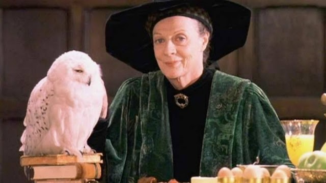 Feliz Aniversário, Minerva McGonagall!