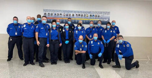 TSA group at Akron-Canton Airport claims 2020 honors as Airport of the Year