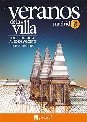 Veranos de la Villa estrena este año el escenario de Puente del Rey